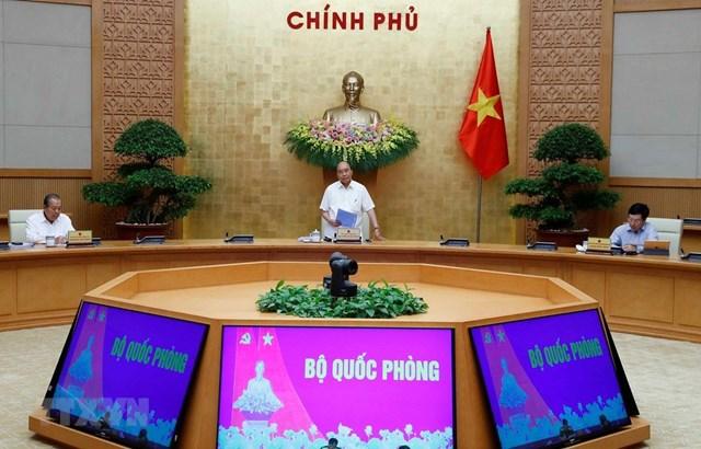 VPCP thông báo kết luận của Thủ tướng về phòng, chống dịch Covid-19