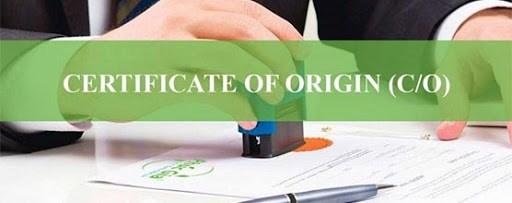 Bộ Tài chính quy định thời điểm nộp chứng từ chứng nhận xuất xứ