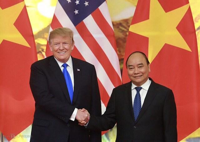 Mỹ - Thị trường xuất khẩu lớn nhất và giàu tiềm năng của Việt Nam