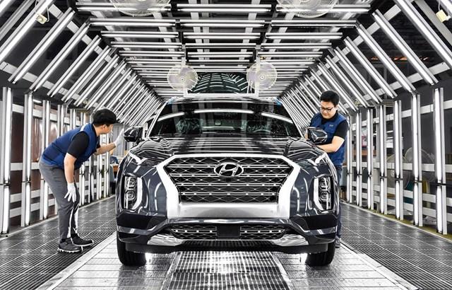 Việt Nam đẩy mạnh nhập khẩu ô tô nguyên chiếc từ Hàn Quốc trong tháng 6/2020