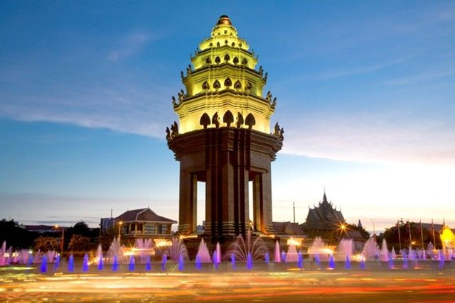 Hàng hóa xuất khẩu sang Campuchia đạt trị giá 2,39 tỷ USD trong 7 tháng đầu năm