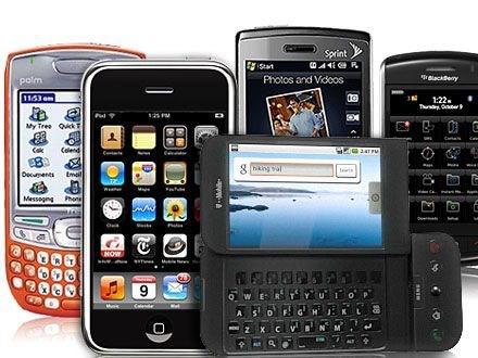 Việt Nam nhập khẩu điện thoại và linh kiện chủ yếu từ thị trường Trung Quốc