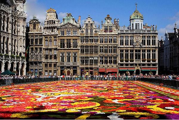 11 tháng đầu năm, xuất khẩu hàng hóa sang Bỉ thu về hơn 2 tỷ USD