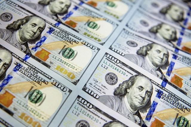 Đồng USD giảm bớt đà tăng sau khi ở mức cao nhất gần 4 tháng