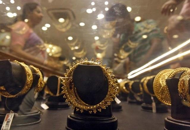Nhu cầu vàng trang sức tại châu Á tăng lên khi giá ở mức thấp nhất 9 tháng
