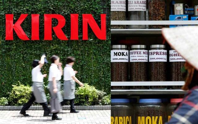 Nhập 30% nguyên liệu cà phê tại Việt Nam, Kirin đang đẩy mạnh hỗ trợ các nông trại
