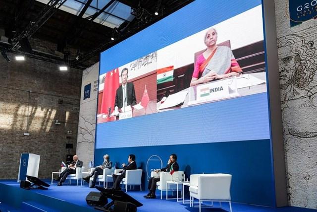 G20 'chốt hạ' thuế doanh nghiệp tối thiểu toàn cầu?