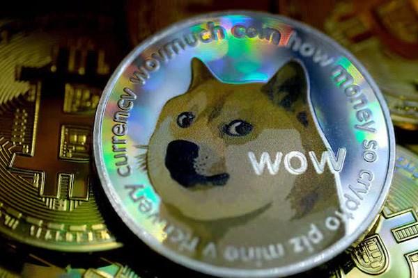Khối lượng giao dịch dogecoin tăng 1.250% trong quý II/2021