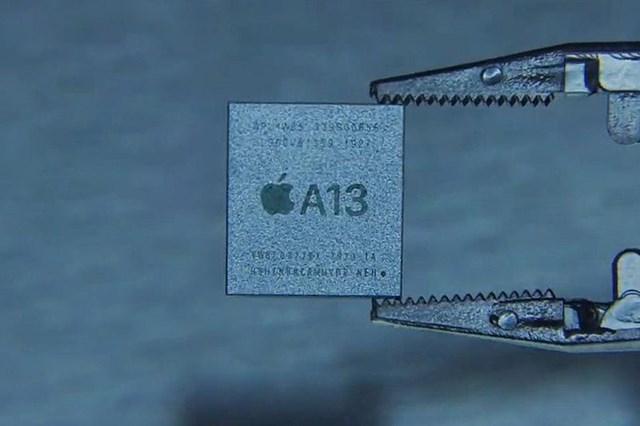 Thiếu chip toàn cầu khiến doanh thu của Apple tăng trưởng chậm lại