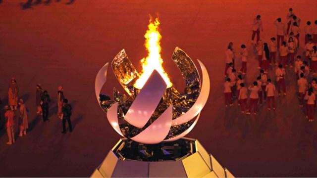 Olympic Tokyo 2020 - sân khấu của các hãng công nghệ