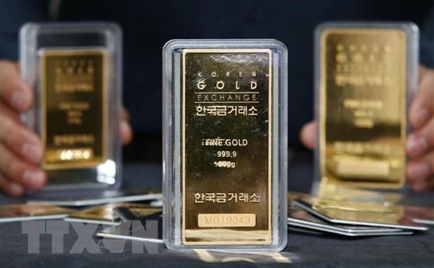 Thị trường vàng thế giới ghi nhận tuần giảm sâu nhất kể từ giữa tháng 6