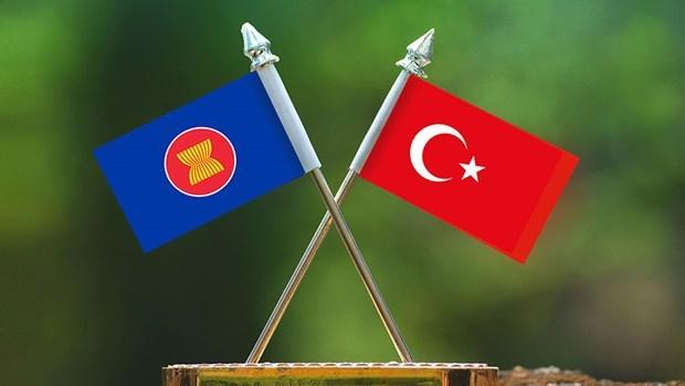 Thắt chặt quan hệ hợp tác kinh tế giữa Thổ Nhĩ Kỳ và ASEAN