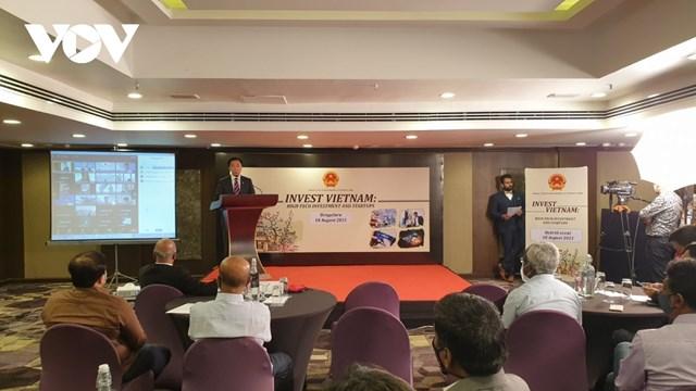 Nhiều doanh nghiệp lớn của Ấn Độ quan tâm tới thị trường Việt Nam