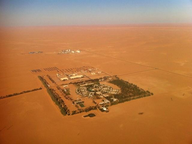 Lybia tăng sản lượng dầu thô để tái thiết kinh tế