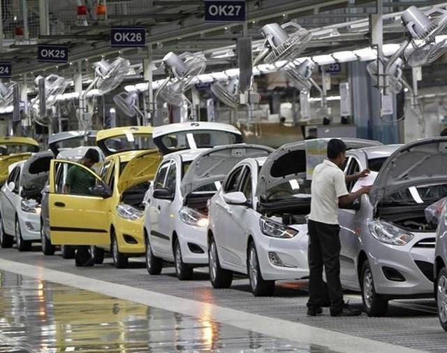 Ấn Độ sẽ trở thành trung tâm sản xuất ô tô trong 5 năm tới