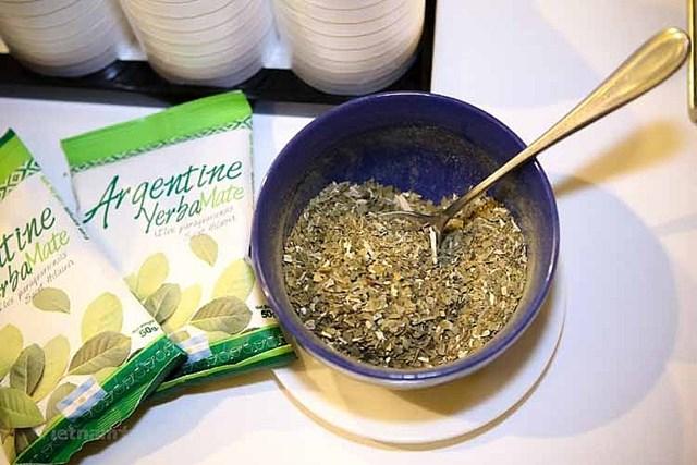 Argentina đẩy mạnh xuất khẩu trà yerba mate sang Việt Nam