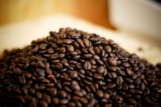Giá cà phê trong nước ngày 29/9/2017