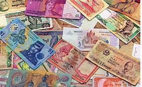 Tỷ giá hối đoái các đồng tiền châu Á – TBD ngày 20/12/2017