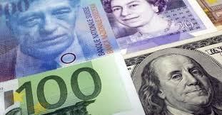 Tỷ giá các đồng tiền chủ chốt ngày 25/7/2017