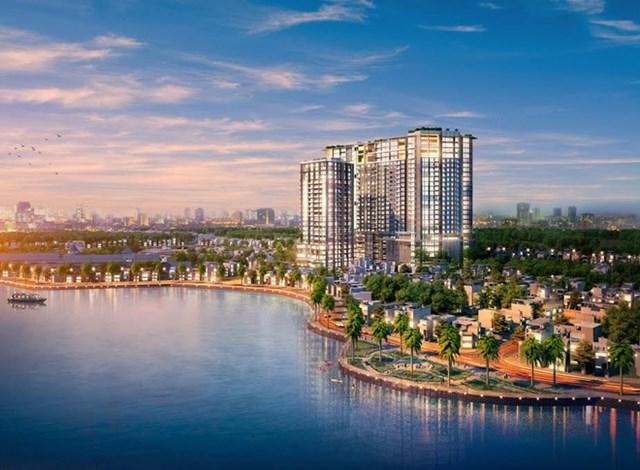 Bên trong căn hộ mẫu Sun Grand City Thuy Khue Residence
