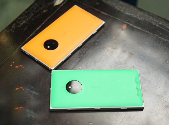 Lumia 830 bất ngờ bán trở lại tại VN, giá 3 triệu đồng