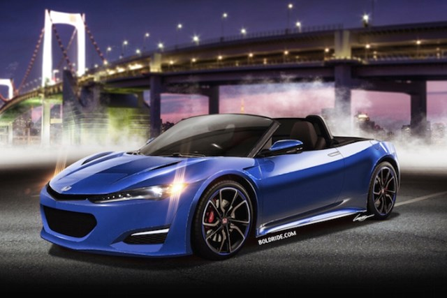 Honda ZSX sẽ là xe thể thao hai cửa với hệ truyền động Hybrid