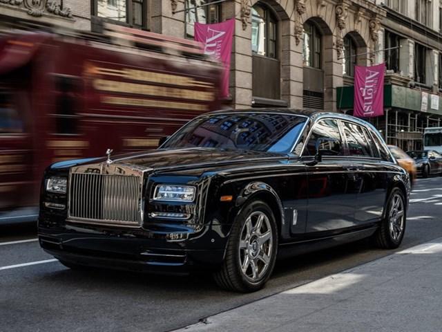 Rolls-Royce Phantom - tượng đài của thế giới xe siêu sang