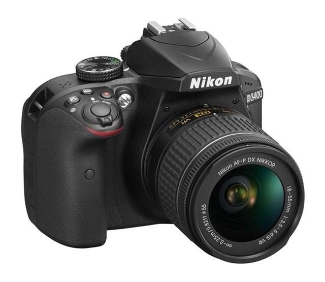 Nikon giới thiệu máy ảnh D3400 cho người mới tập chơi