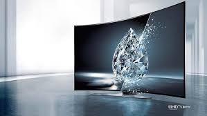 Vì sao nên mua TV màn hình cong?