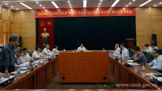 Hội nghị giao ban trực tuyến tháng 7: Bộ Công Thương kiên định thực hiện nhiệm vụ