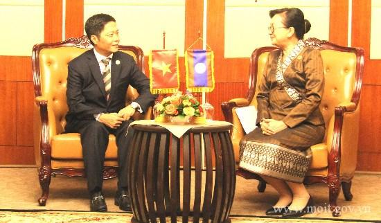 Hội nghị Bộ trưởng kinh tế ASEAN lần thứ 48 (AEM 48)