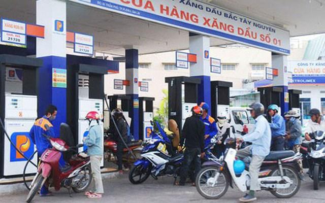 Điều chỉnh giá bán xăng, dầu từ 15h hôm nay