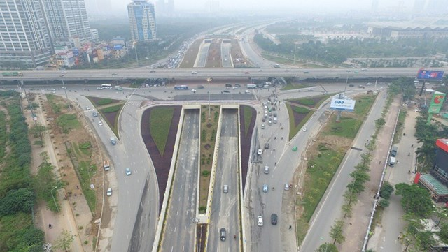 Hà Nội công bố đồ án đô thị hai bên vành đai 3