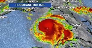Bão Michael gây đóng cửa gần 40% sản lượng dầu vùng Vịnh Mexico