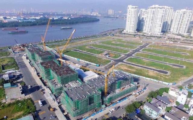 Nguồn cung căn hộ TP.HCM tăng trở lại