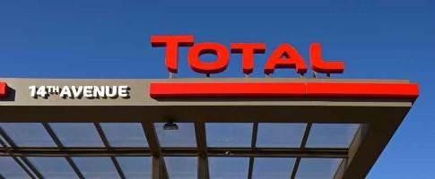 Total thăm dò dầu và khí đốt ngoài khơi Senegal