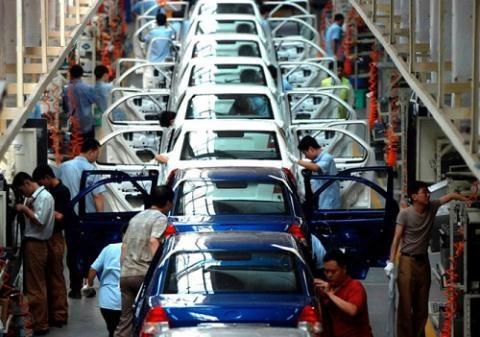 Sản lượng ô tô tại Anh trong tháng 7 đảo ngược xu hướng giảm, tăng 7,8%