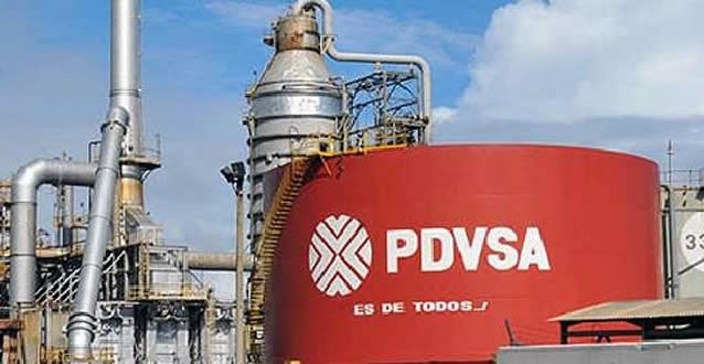 Xuất khẩu dầu của Venezuela sang Mỹ giảm tháng thứ hai liên tiếp