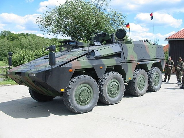Xuất khẩu vũ khí của Đức tăng lên 4,03 tỷ euro trong 6 tháng đầu năm 2016