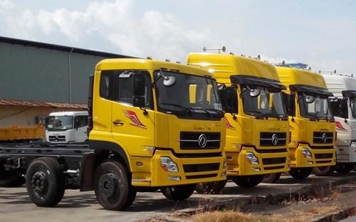 Nhập khẩu ô tô Trung Quốc tăng không đáng lo ngại