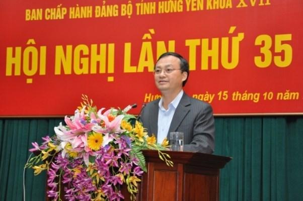 ban chap hanh dang bo tinh khoa xiii, nhiem ky 2015-2020 ra mat dai hoi. anh: laichau.gov.vn