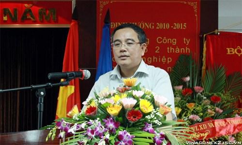 Vinaconex thay Chủ tịch Hội đồng quản trị sau chưa đầy 4 tháng