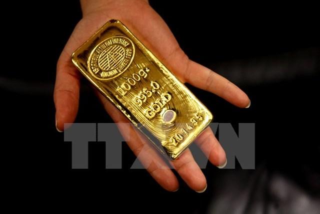 """Giá vàng thế giới thoát """"đáy"""" năm 2010 sau quyết sách của ECB"""