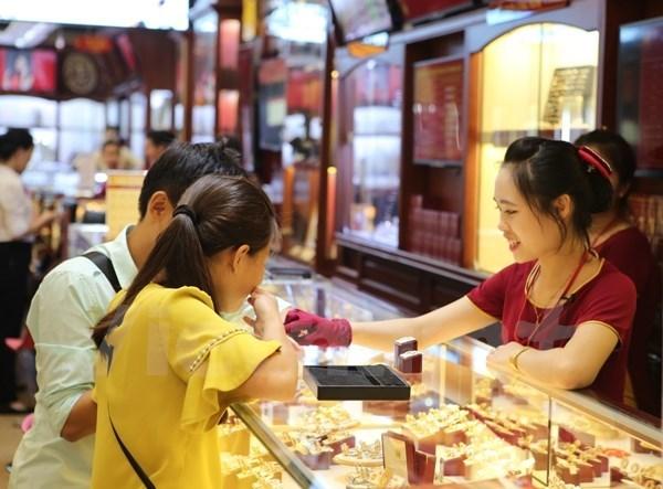 Thị trường vàng giao dịch ảm đạm, giá bán ra quanh 33,00 triệu đồng