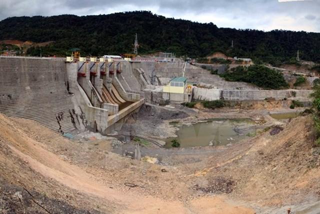 Thủy điện Krông Nô 3 sẽ đi vào hoạt động vào cuối tháng 1 tới