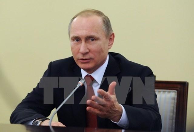 Nga tích cực hợp tác với các nước khác để đáp trả Phương Tây
