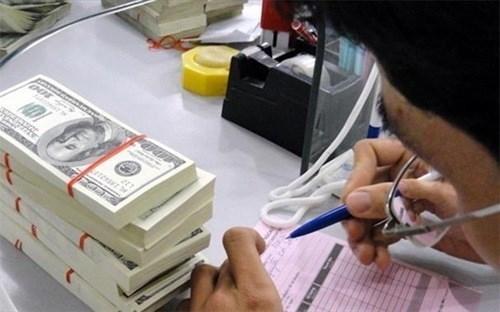 Giá USD xuống nhanh trước thềm cơ chế mới