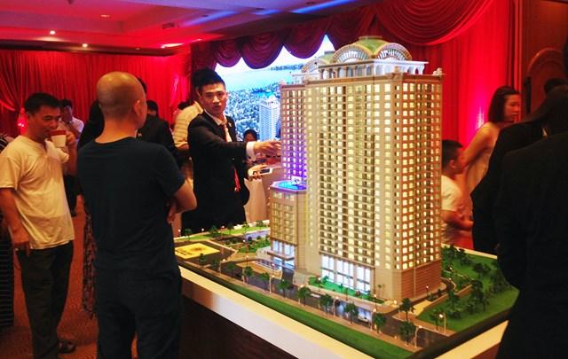 SHB bảo lãnh bất động sản cho Tân Hoàng Minh