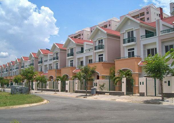 Trung bình 48,8 triệu VNĐ/m2 nhà biệt thự tại Hà Nội