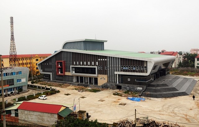 Hà Nội quy hoạch thị trấn Phùng, xây thêm trụ sở hành chính mới